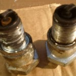 Wolseley 15/60 Spark plugs