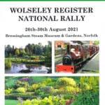 Wolseley World National Rally 2021