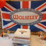 125(+1) years of Wolseley celebration cake