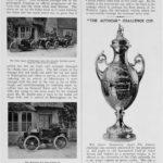 thumbnail of 3 Wolseleys – Autocar Aug 1900