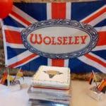 Wolseley 125(+1) years Celebration Cake