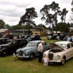 Wolseley Register National Rally at Bressingham