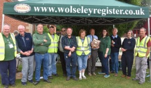Wolseley Register Committee 2021